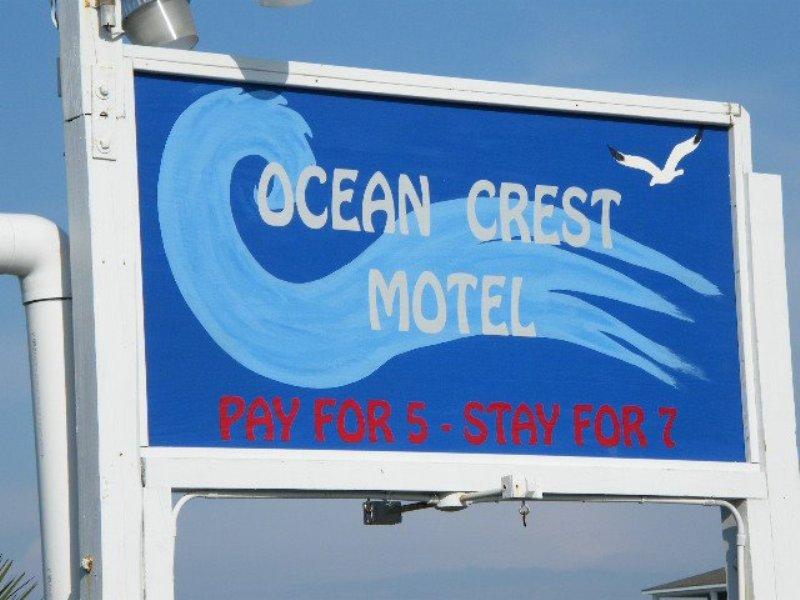 Ocean Crest Motel Oak Island Promotion Code